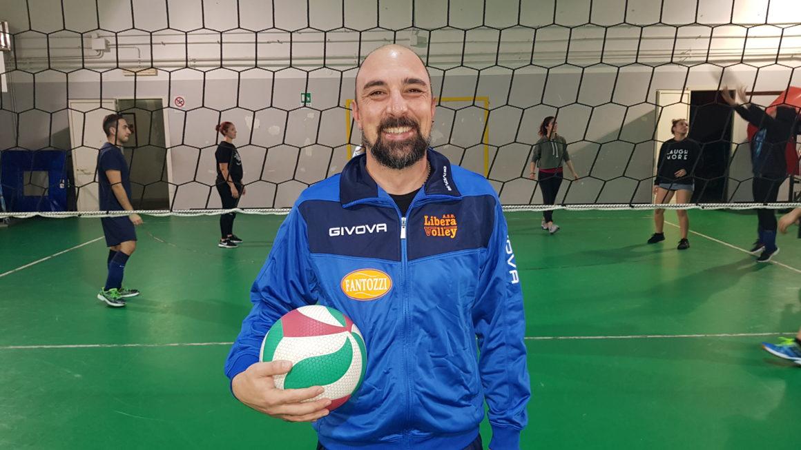 Presentiamo i nostri allenatori: Simone Baiano