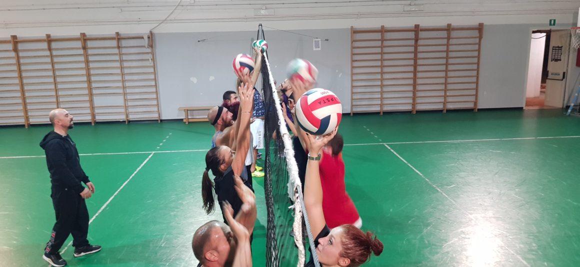 Amatoriale Mista Ladispoli: la pratica!!! :)
