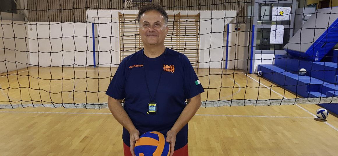 Presentiamo i nostri allenatori: Salvatore Serraino