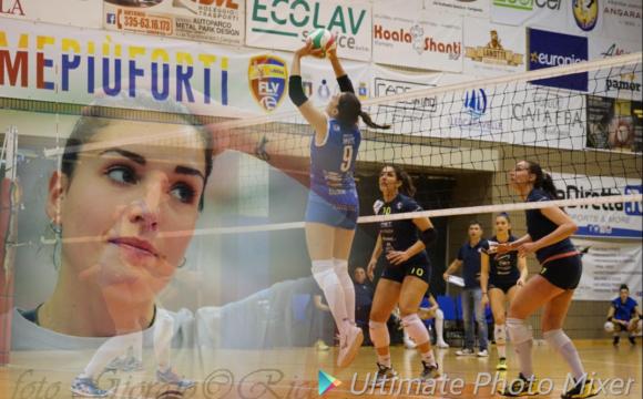 Margherita Muzi ospite della Libera Volley