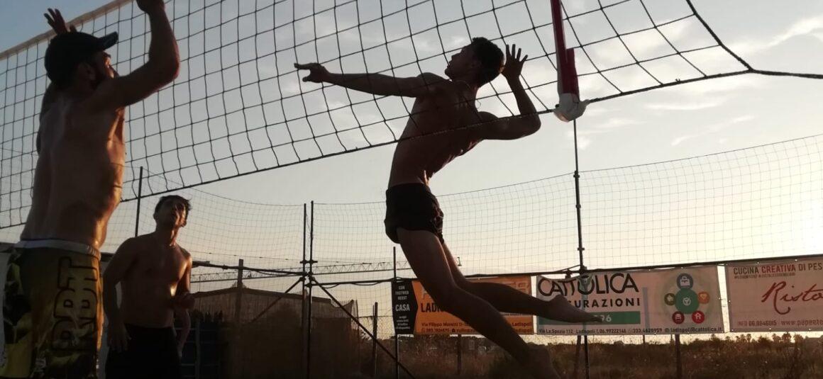 BEACH VOLLEY: Il primo torneo Open misto della nostra società al Sun Village